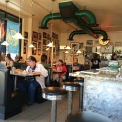 Pete Kitchen Denver United States Inside Restaurant