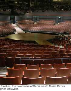Photo of broadway at music circus sacramento ca united states wells fargo also pavilion audience seating stage in the round yelp rh