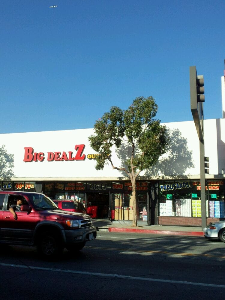 Big Dealz Outlet - Outlet Stores - 3637 Tweedy Blvd. South Gate. CA - Phone Number - Yelp