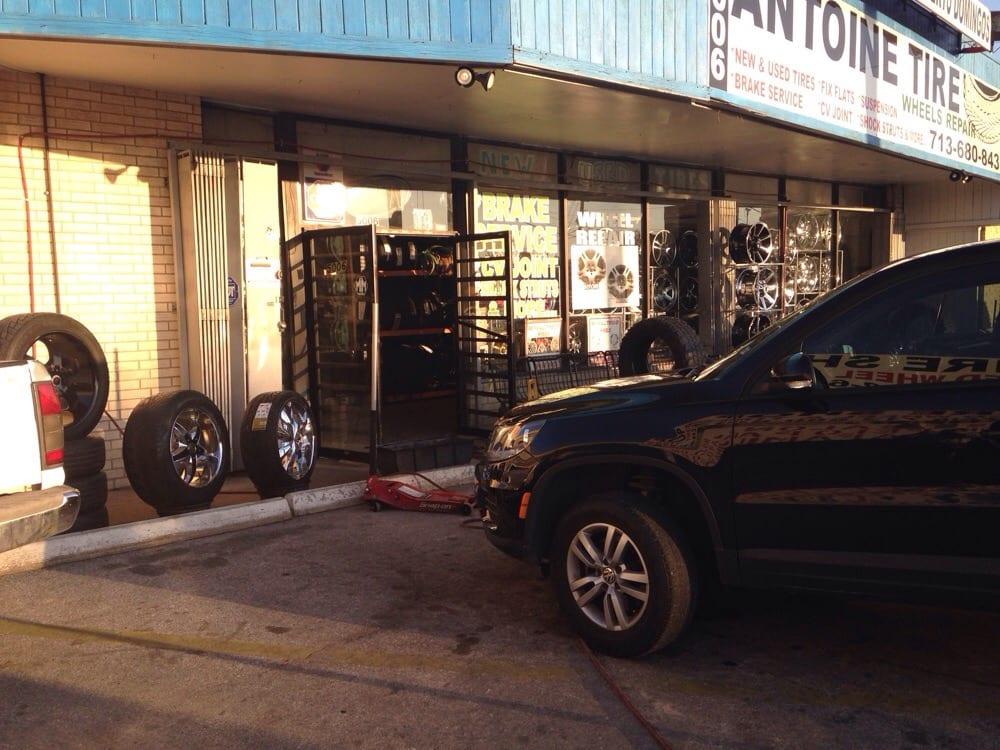 Fix Tire Leak Near Me