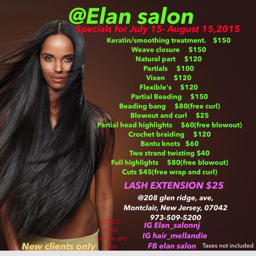 Montclair Hair Salons Hairstly