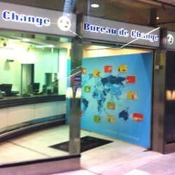 photo de ice international currency exchange tremblay en france seine