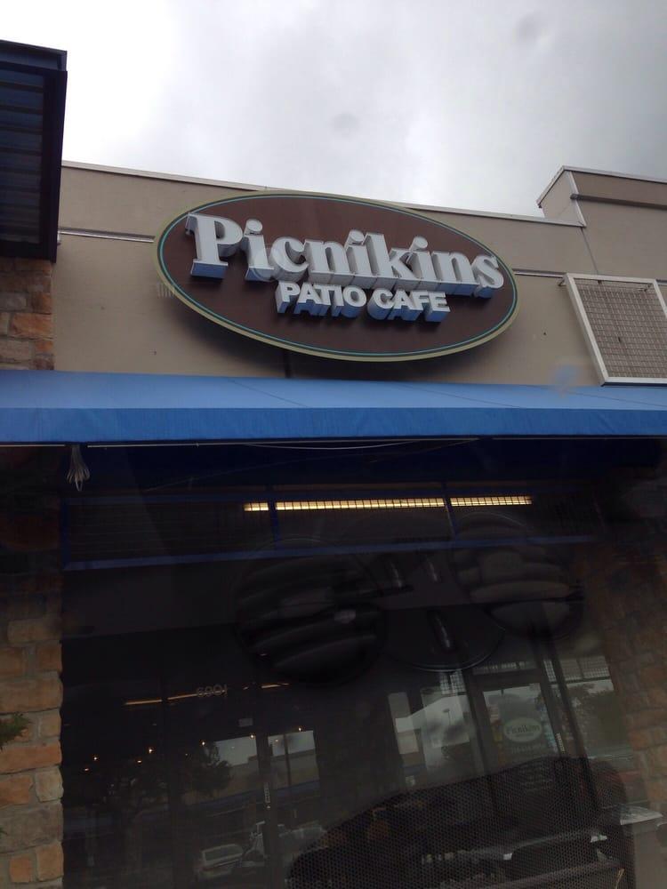 Photos for Picnikins Patio Cafe  Yelp