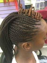 Yatu African Hair Braiding