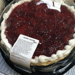 Costco Strawberry Cheesecake is pretty bombay  Yelp