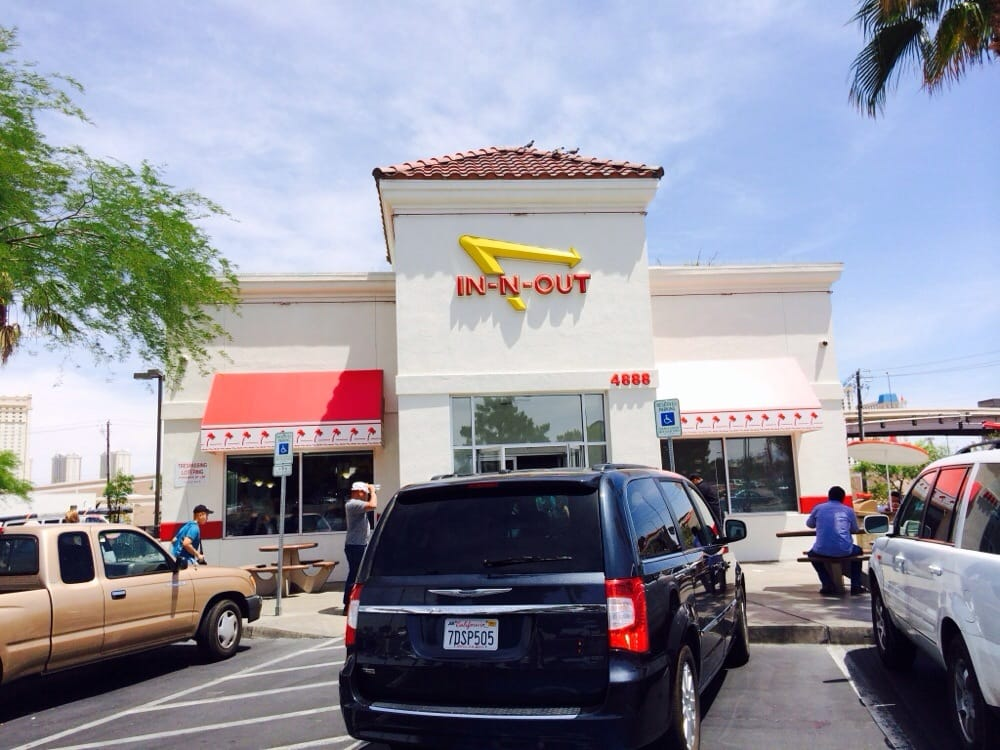 Fast Food Restaurants 89103