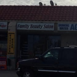 Family Beauty Salon  Hair Salons  14841 7th St Victorville CA United States  Phone Number