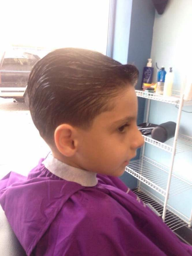 Kid Haircuts Richmond Va Kids