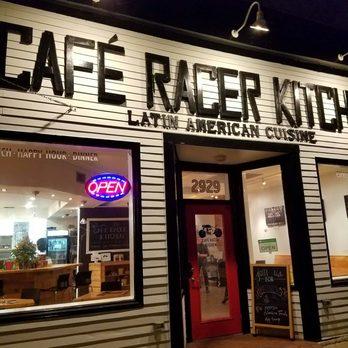 Cafe Racer Kitchen Photos Food Trucks 2929