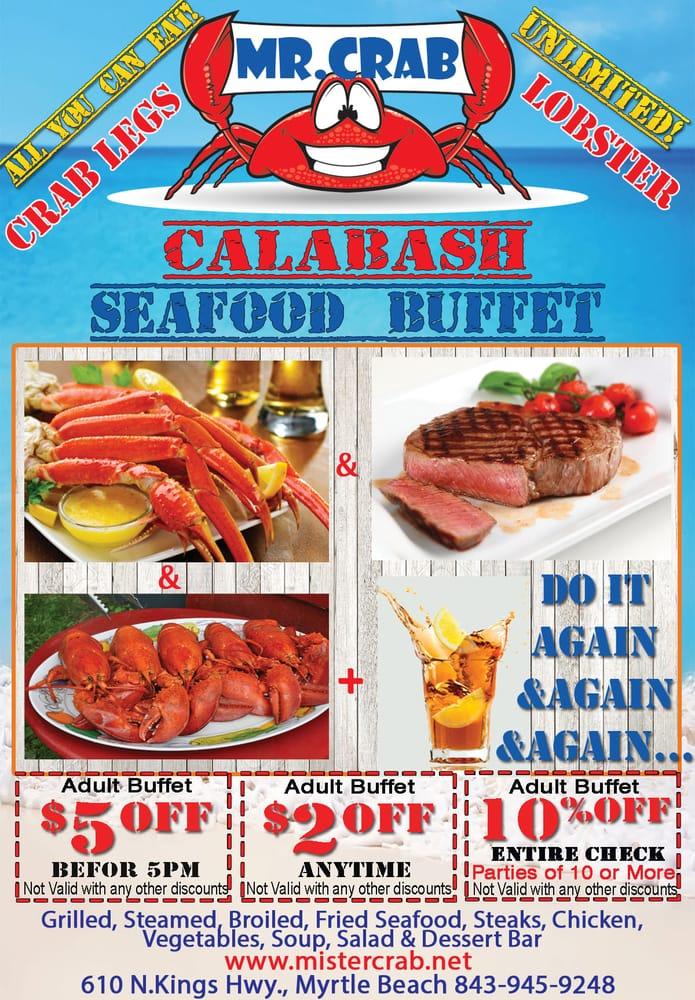 Seafood Buffet Restaurants Near Me