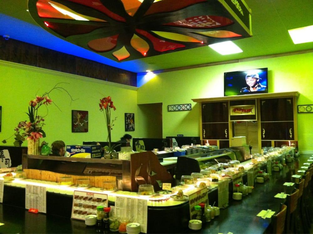 Sushi Restaurants Near Me Open Now