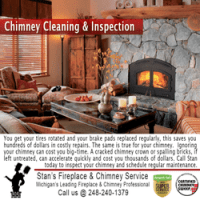 Stans Fireplace & Chimney Service - Chimney Sweeps ...