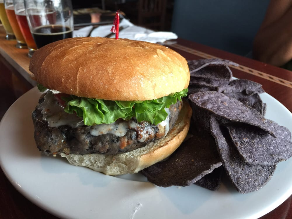 Samson Burger was apparently yummy Hearsay  Yelp