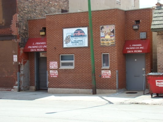 Peoria Meat Market Chicago