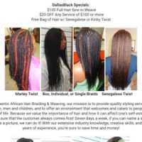 Authentic African Hair Braiding - 26 Beitrge - Extensions ...