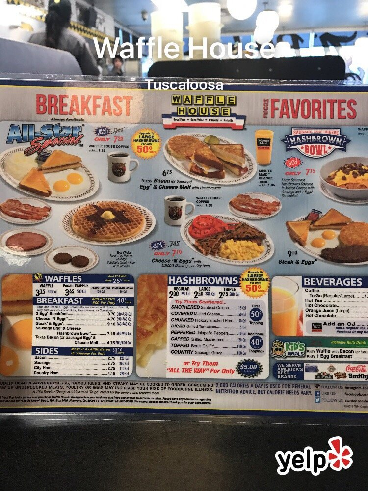 Waffle House Northport Al
