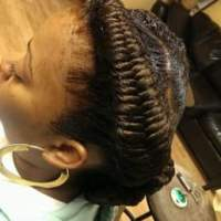 Photos for Alima African Hair Braiding Salon - Yelp