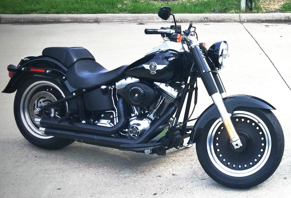 My new bike courtesy of Dream Machines Dallas. - Yelp