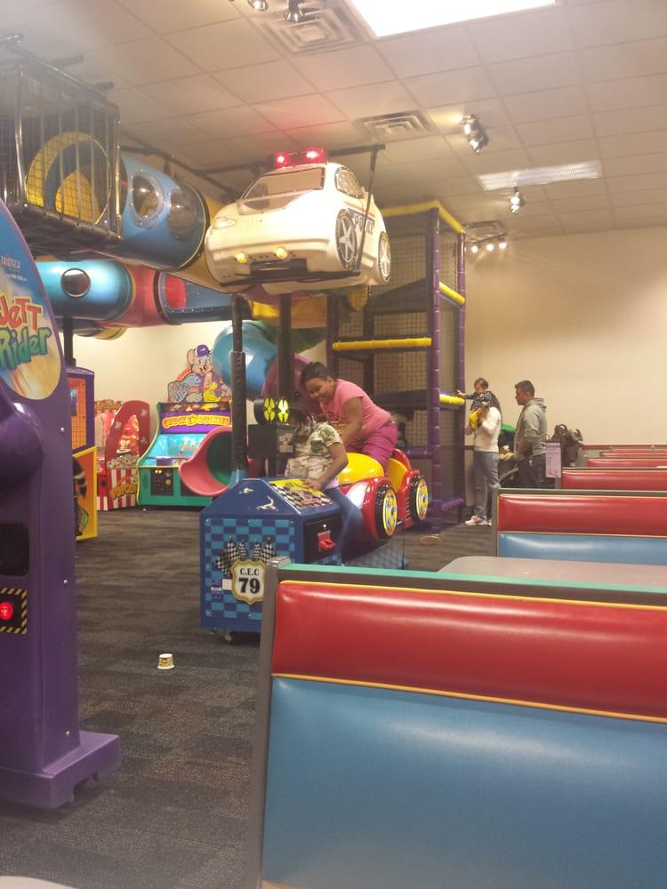 Restaurants Games Kids Near Me