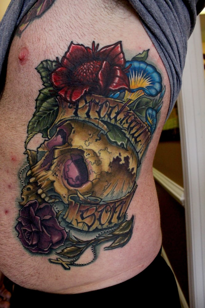 Prodigal Son Tattoo : prodigal, tattoo, Prodigal, Tattoo, Gallery, Collection