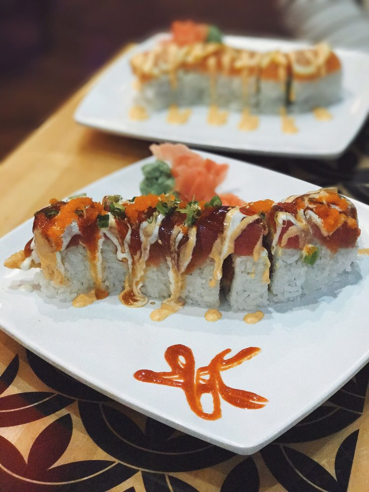 Sushi Restaurants Roseville Ca