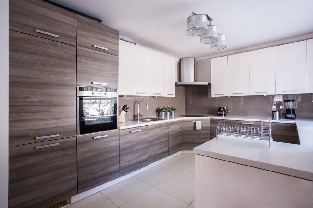 acrylic kitchen cabinets bench seat custom high gloss yelp photo of score materials brooklyn ny united states