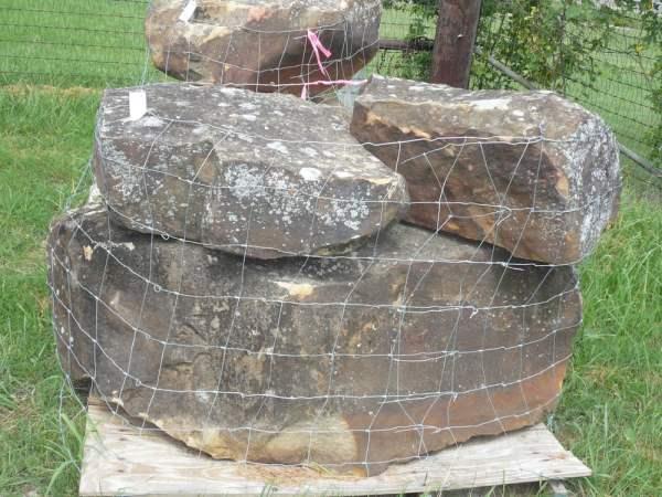 medium & large landscaping boulders