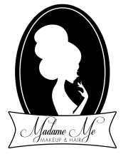 madame makeup & hair logo