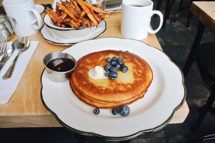 Midwinter Kitchen New York United States Pancakes