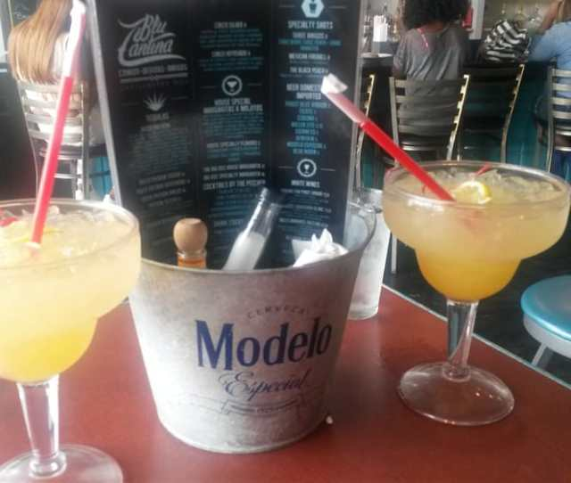 Photo Of Blu Cantina Atlanta Ga United States Two Big Ass Margaritas