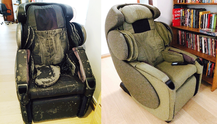 chair upholstery cost lift gatlinburg osim massage service singapore low great photo of dks international supplier services