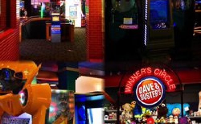 Dave Buster S 147 Photos 384 Reviews American