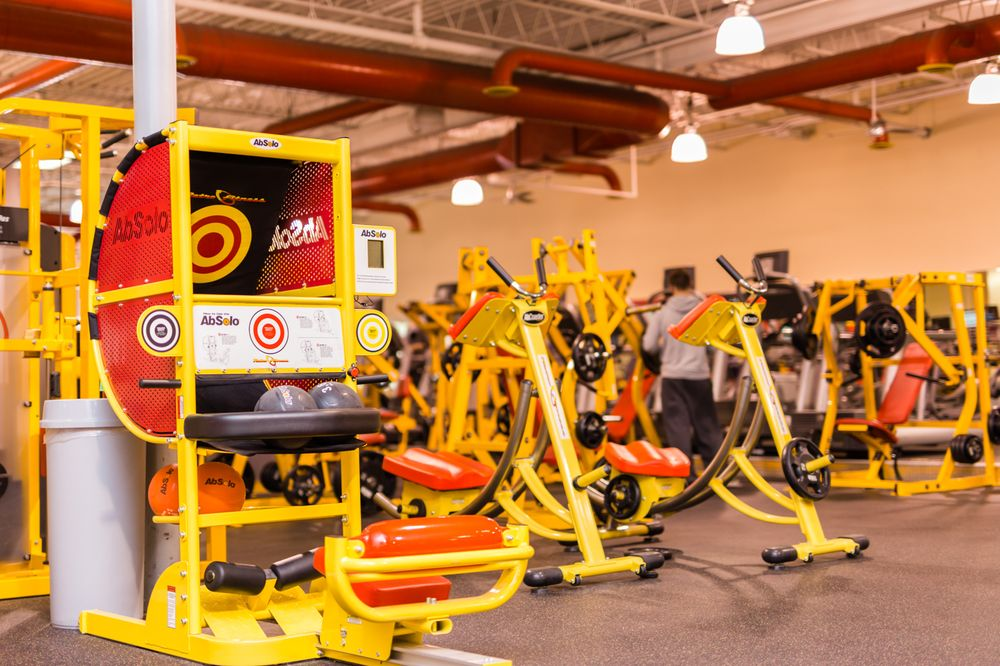 Retro Fitness North Arlington