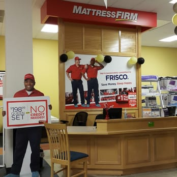 Photo Of Mattress Firm Frisco El Dorado Tx United States