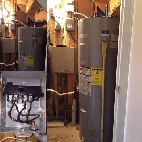 small resolution of photo of winn s plumbing indian trail nc united states 50 gallon electric