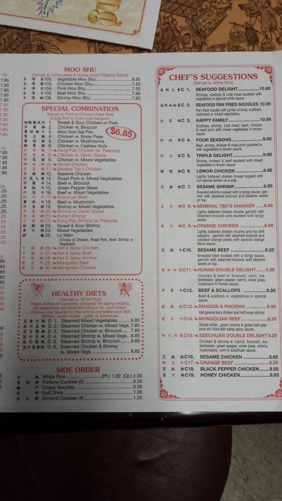 Restaurants Near Me Chinese
