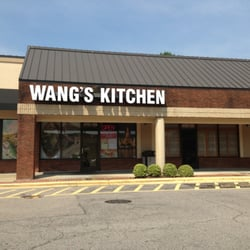 Wangs Kitchen Menu