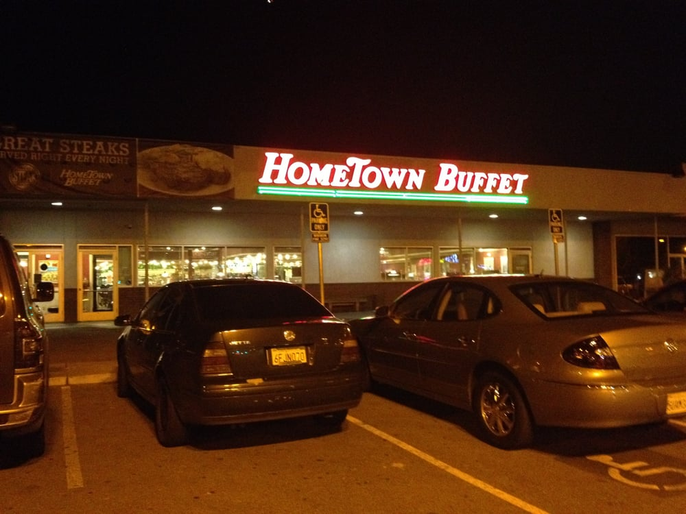 Hometown Buffet Locations Near Me