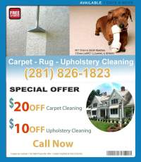 Photos for Carpet Cleaner Kingwood - Yelp
