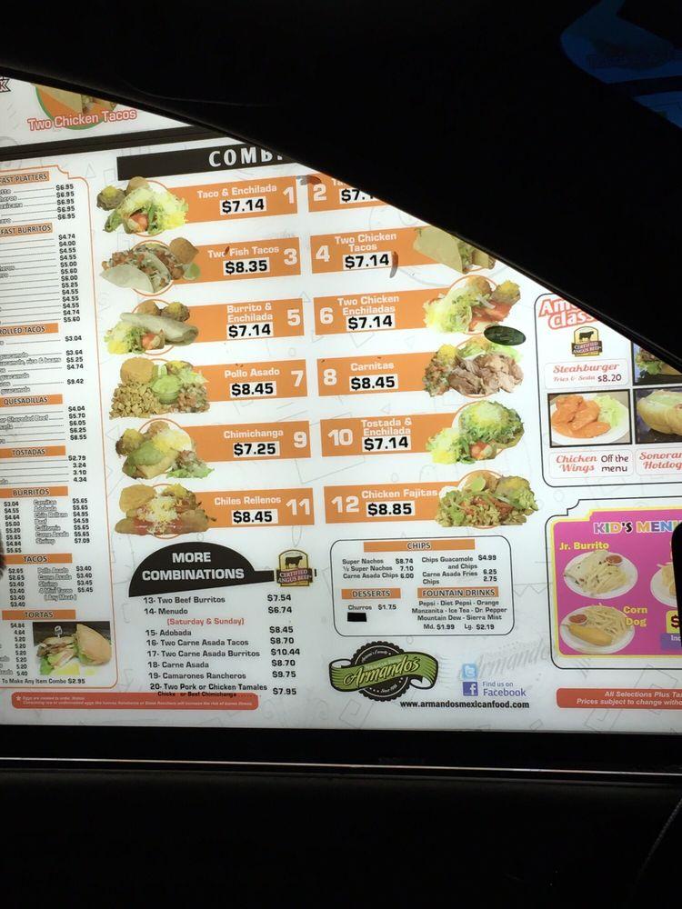Restaurants Near Me 85027