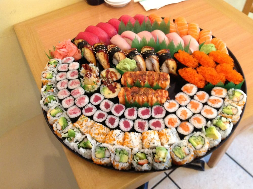 Top Sushi Places Near Me