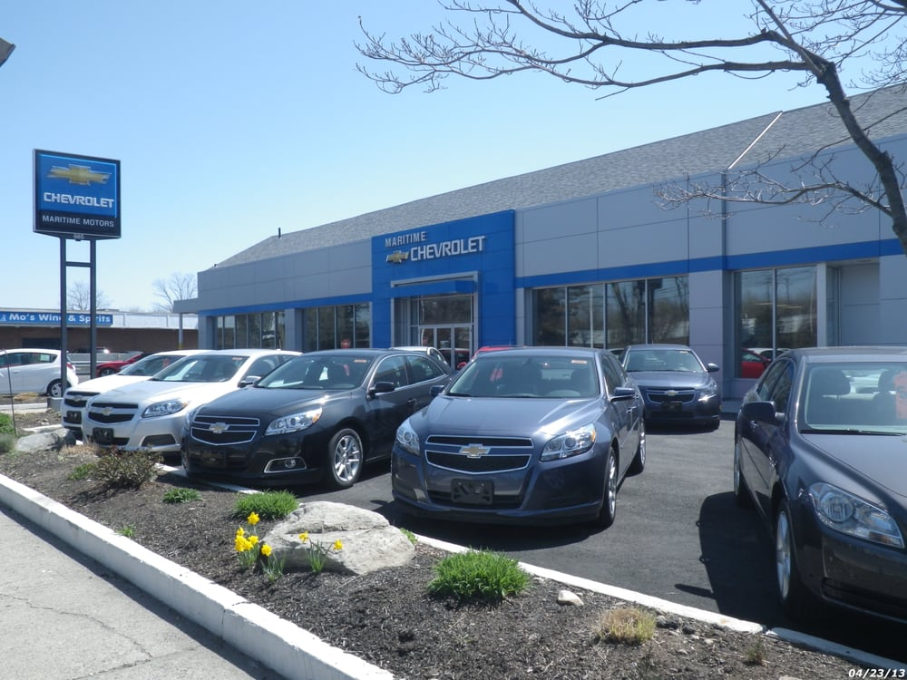 Maritime Chevrolet Fairfield Ct  Upcomingcarshqcom