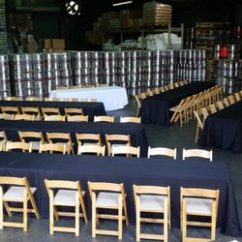 Table And Chair Rentals In Delaware Cover Hire Fitting Big Easy Event 16 Photos Party Equipment 2628 Ave Kenner La Phone Number Yelp
