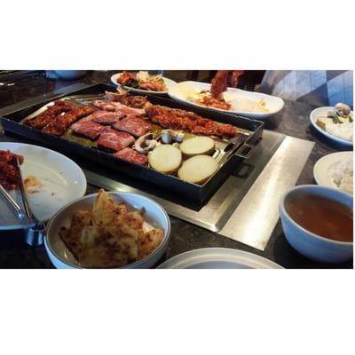 Jeong Won Korean BBQ Buffet  324 Photos  Korean  Kearny Mesa  San Diego CA  Reviews  Yelp