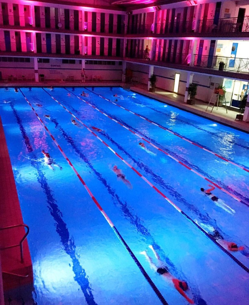 Piscine Pontoise Fitness Piscine Pontoise 35 Reviews Swimming Pools 19 Rue De