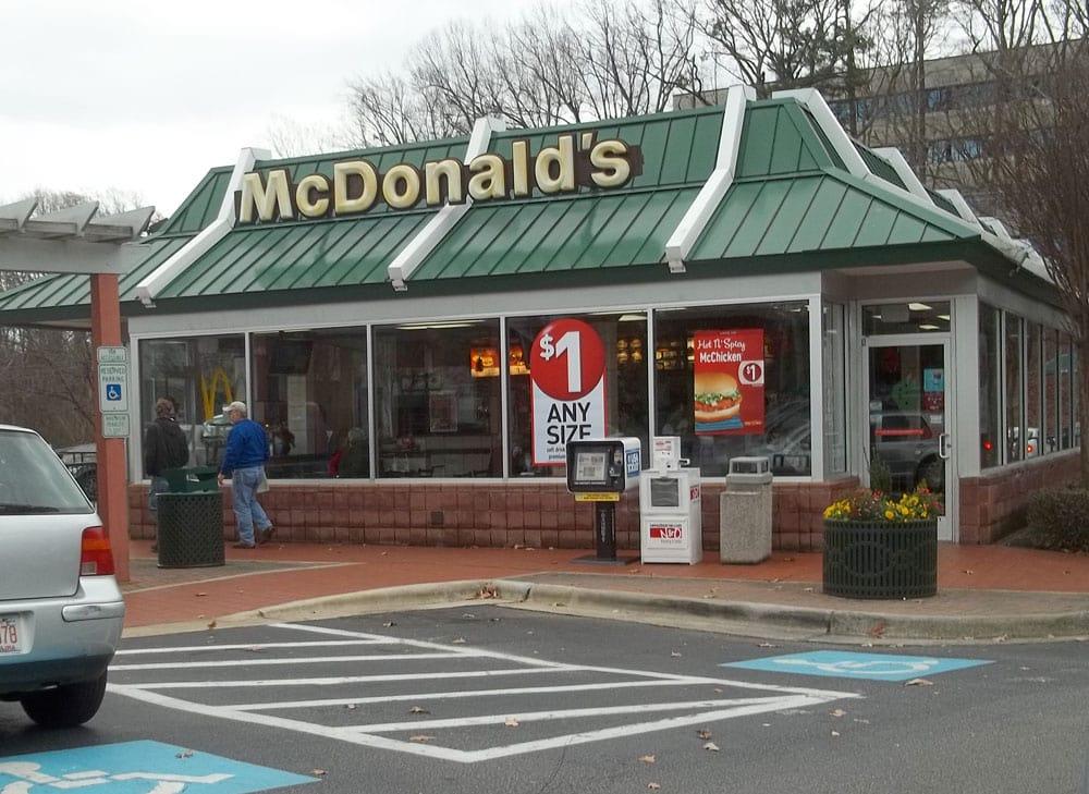Fast Food Restaurants 27613