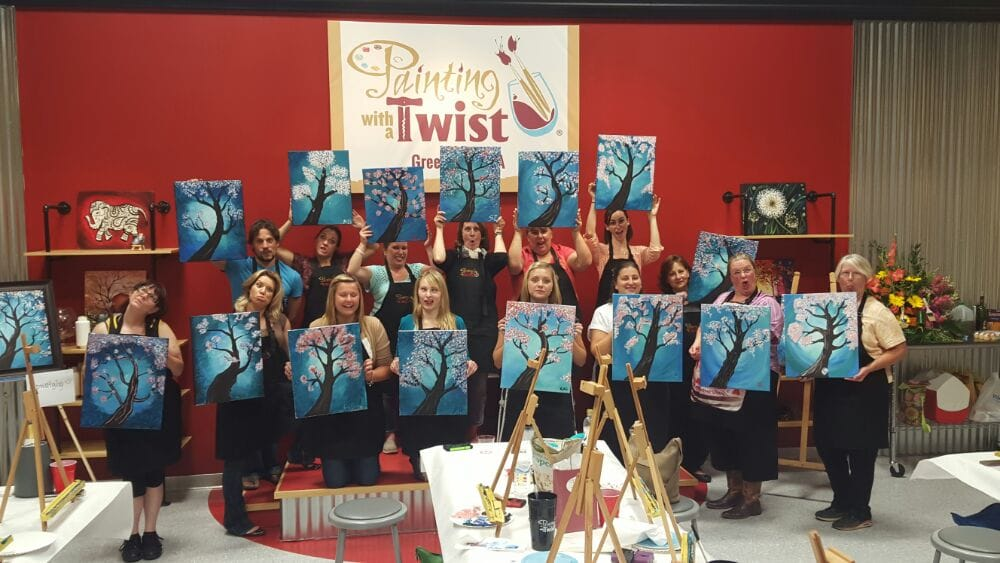 Painting Twist Painting Choices