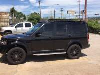 Land Rover LR4 with BFG A/T K/O2 and roof rack - Yelp
