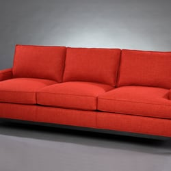 sofaworks reading number gray leather mid century modern sofa the 13 photos 11 reviews furniture stores 2100 photo of dallas tx united states