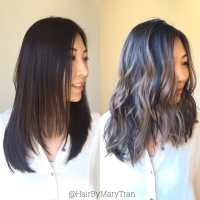 Understand The Background Of Asian Hairstyles Highlights ...